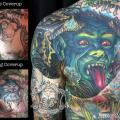 Krampus Coverup.