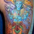 Vishnu Leg.